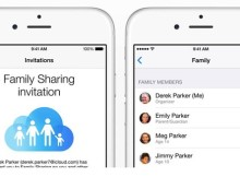 Family Sharing tutorial