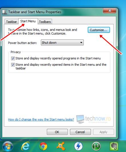 Run Command - Windows 7