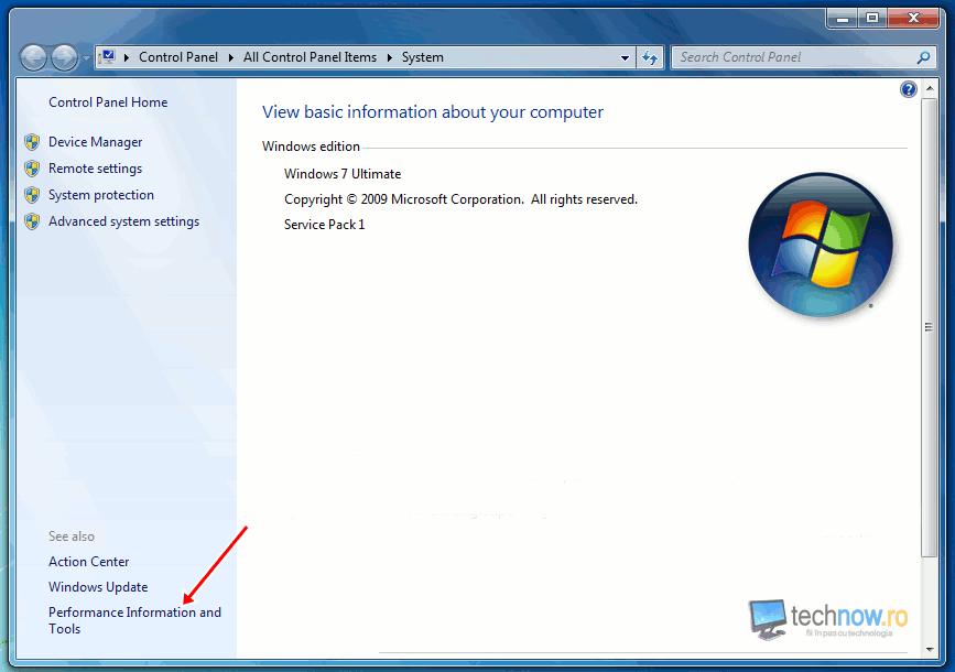 Windows - Dezactivare efecte vizuale
