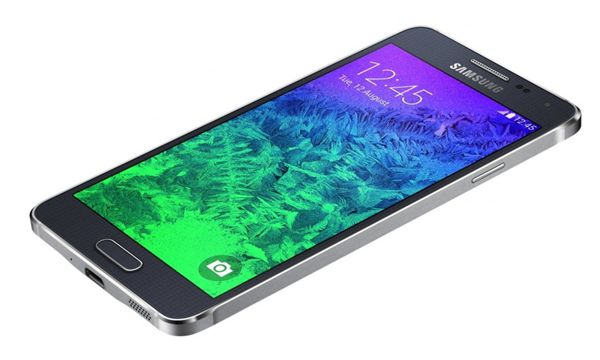 Samsung Galaxy Alpha Screenshot
