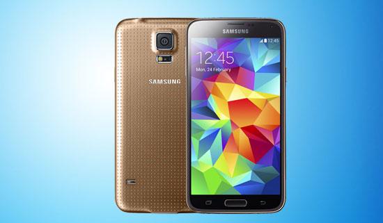 Samsung Galaxy S5 - Android 5.0 Lollipop update
