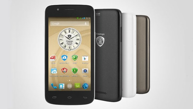 Prestigio MultiPhone 5453 Duo - Prezentare - Pret si Specificatii