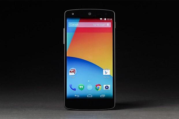 Screenshot Google Nexus 5