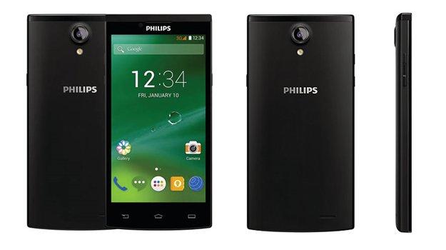 Philips S398 Dual SIM accesibil - preț și specificații