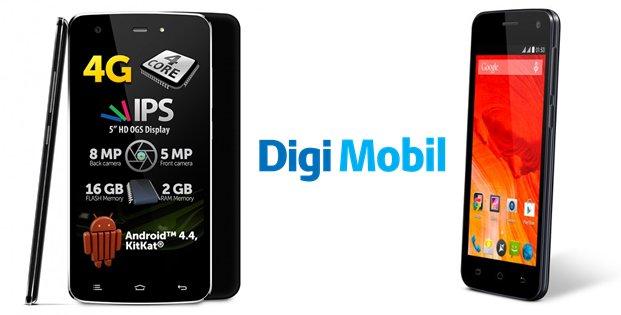 Allview Viper S 4G & Allview P5 Life - Digi Mobil