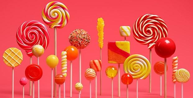 Android 5.0 Lollipop - update