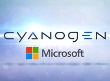 Microsoft - Cyanogen - parteneriat