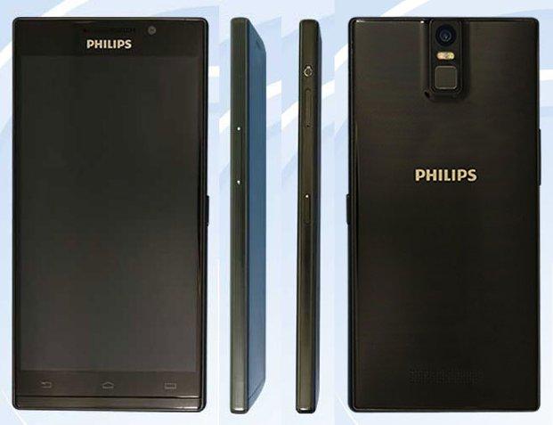 Philips i999 - TENAA