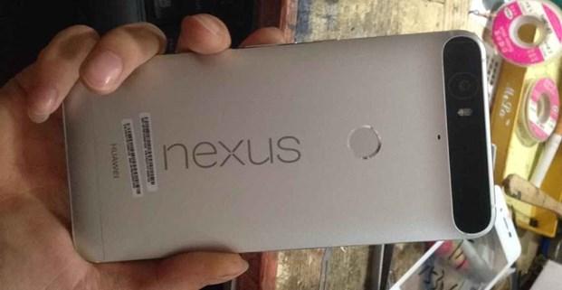 Huawei Nexus 6 - leaked