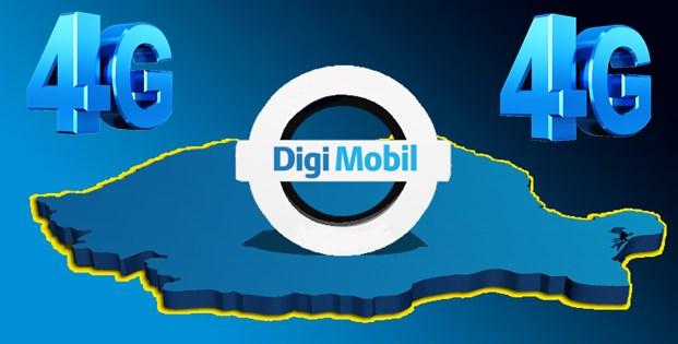 Activare 4G Digi Mobil