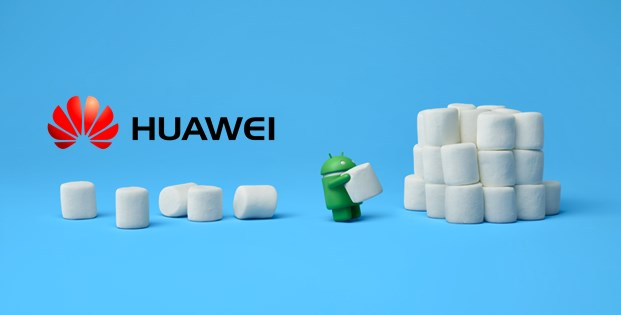 Huawei Update Android 6.0 Marshmallow