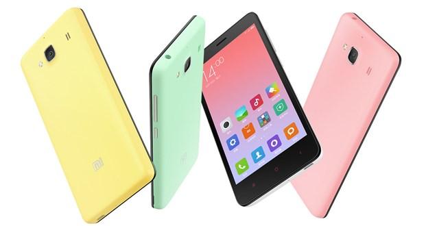 Xiaomi Redmi 2A upgrade