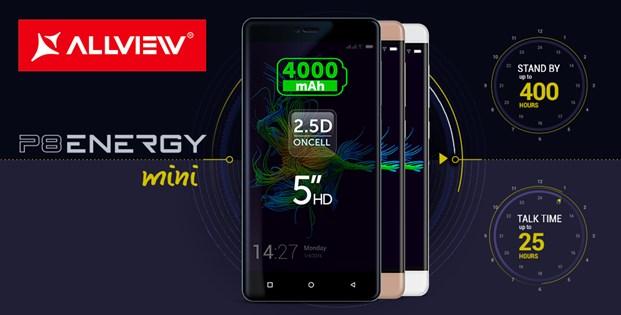 Allview P8 Energy Mini