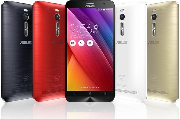 ASUS Zenfone 2 - REVIEW - Design