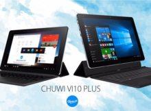 Chuwi Vi10 Plus - tabletă dual-boot