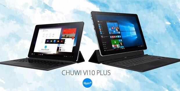 Chuwi Vi10 Plus - tabletă dual-boot
