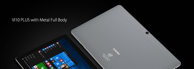 Chuwi Vi10 Plus - Windows 10