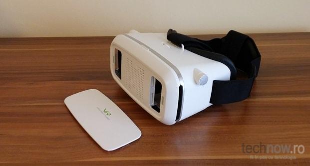 Shinecon 3D VR - partea frontală