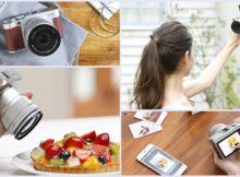 Fujifilm X-A3 - mirrorless optimizat pentru pasionații de selfie-uri