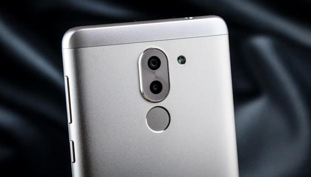 Huawei Honor 6X - cameră foto spate + senzor de amprentă