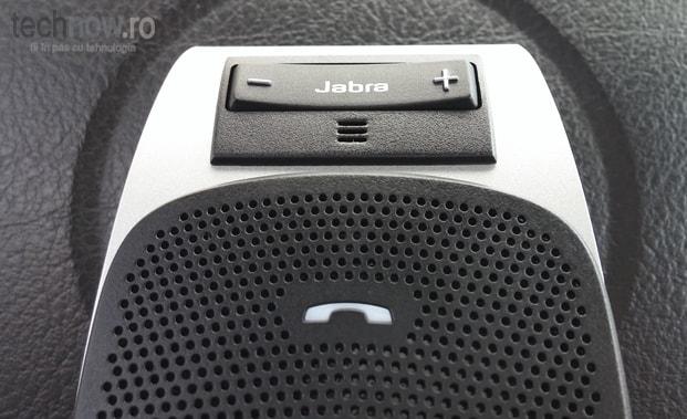 Jabra Drive - butoane de volum + microfon
