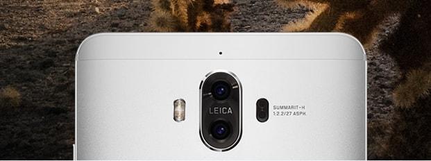 Huawei Mate 9 - cameră foto