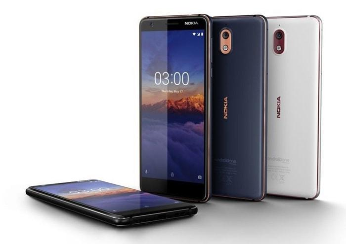 Nokia 3.1 - specificații complete și preț